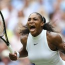 Serena Williams wins Wimbledon, and basks in sweet taste of historic success
