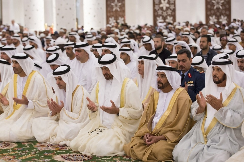 Sheikh Mohammed bin Zayed, Crown Prince of Abu Dhabi Deputy Supreme Commander of the UAE Armed Forces