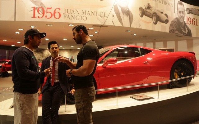 twofour54 Abu Dhabi releases exclusive Dishoom behind the scenes footage