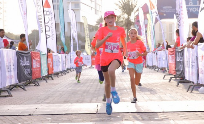 ADCB Zayed Sports City Pink 5&10K Run - Sports Event in Abu Dhabi