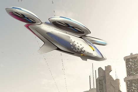 Dubai to Abu Dhabi in a flying taxi? Airbus looks to revolutionise the daily commute
