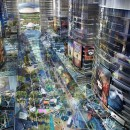 Mall of the World  - Dubai's Climate controlled City