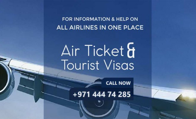 Flight Ticket Booking in Abu Dhabi - UAE