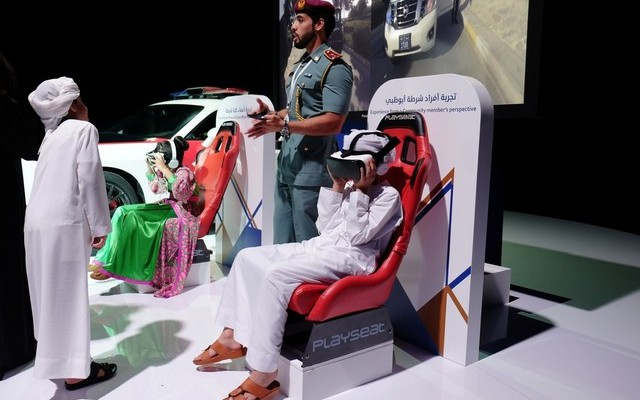 Emiratis and expats can train to become Abu Dhabi community police officers
