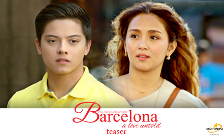 Barcelona: A Love Untold 2016 - Tagalog Movie in Abu Dhabi