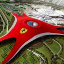 Ferrari World Abu Dhabi named the Middle East's leading tourist attraction