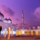 Sheikh Zayed Grand Mosque by Adrian Atender