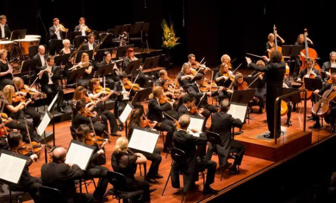 West Australian Symphony Orchestra - Music Event in Abu Dhabi