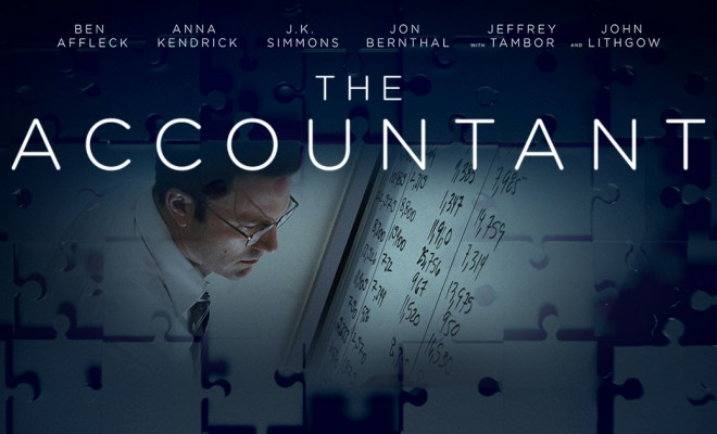 The Accountant (2016) Full Movie Watch Online Free