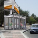Abu Dhabi Bus Shelter