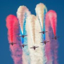 Red Arrows Abu Dhabi