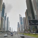 Sheikh Zayed Road Street View