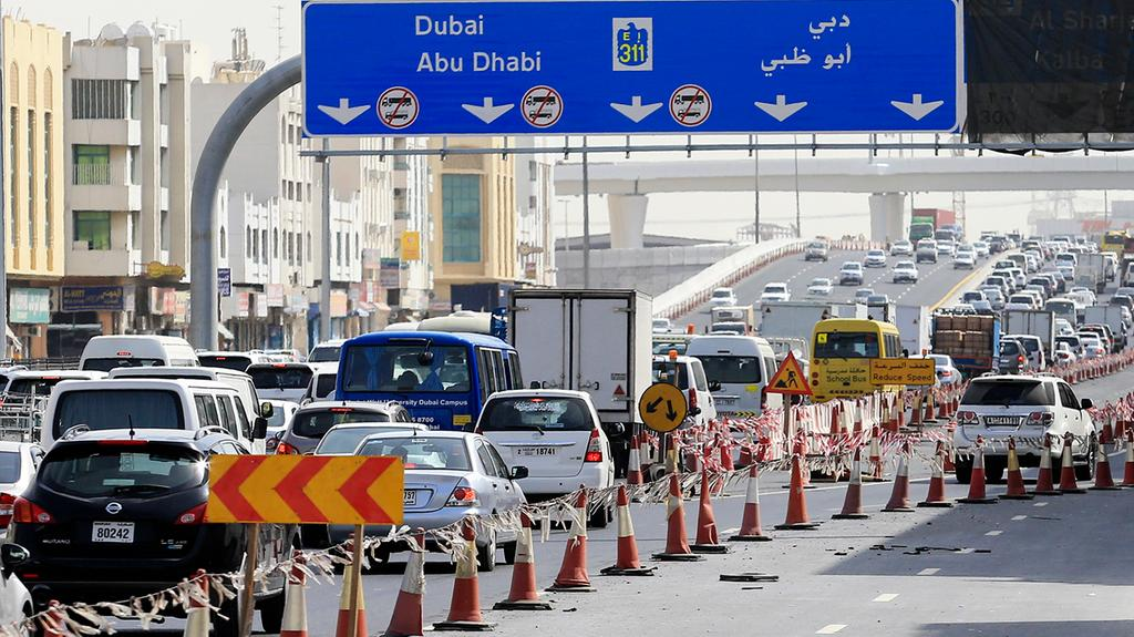 Dubai Attempts to Tackle Traffic Congestion and Increase Public Transport