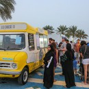 Abu Dhabi Food Festival Cheese Truck