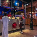 Food Kiosks Global Village
