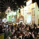 Global Village Crowds