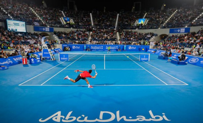 Mubadala World Tennis Championship - Sports Event in Abu Dhabi