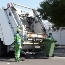 Tadweer Workers Cleaning