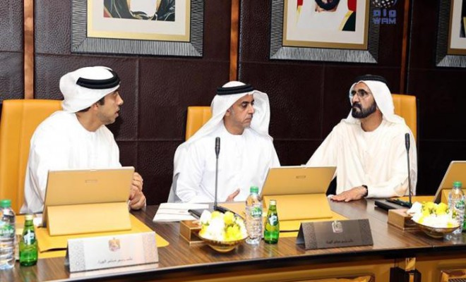 UAE Space Policy Issued