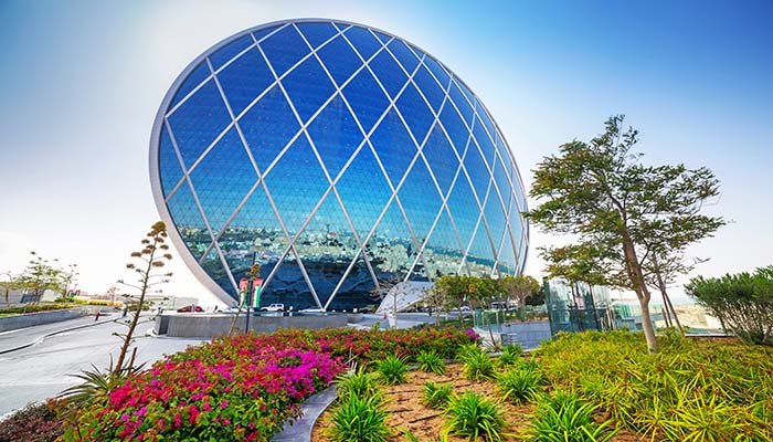 Most important places to visit in Abu Dhabi