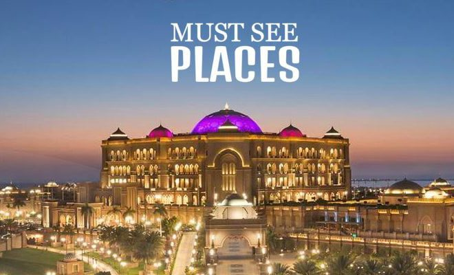 Most Important Places And Names To Visit In Abu Dhabi