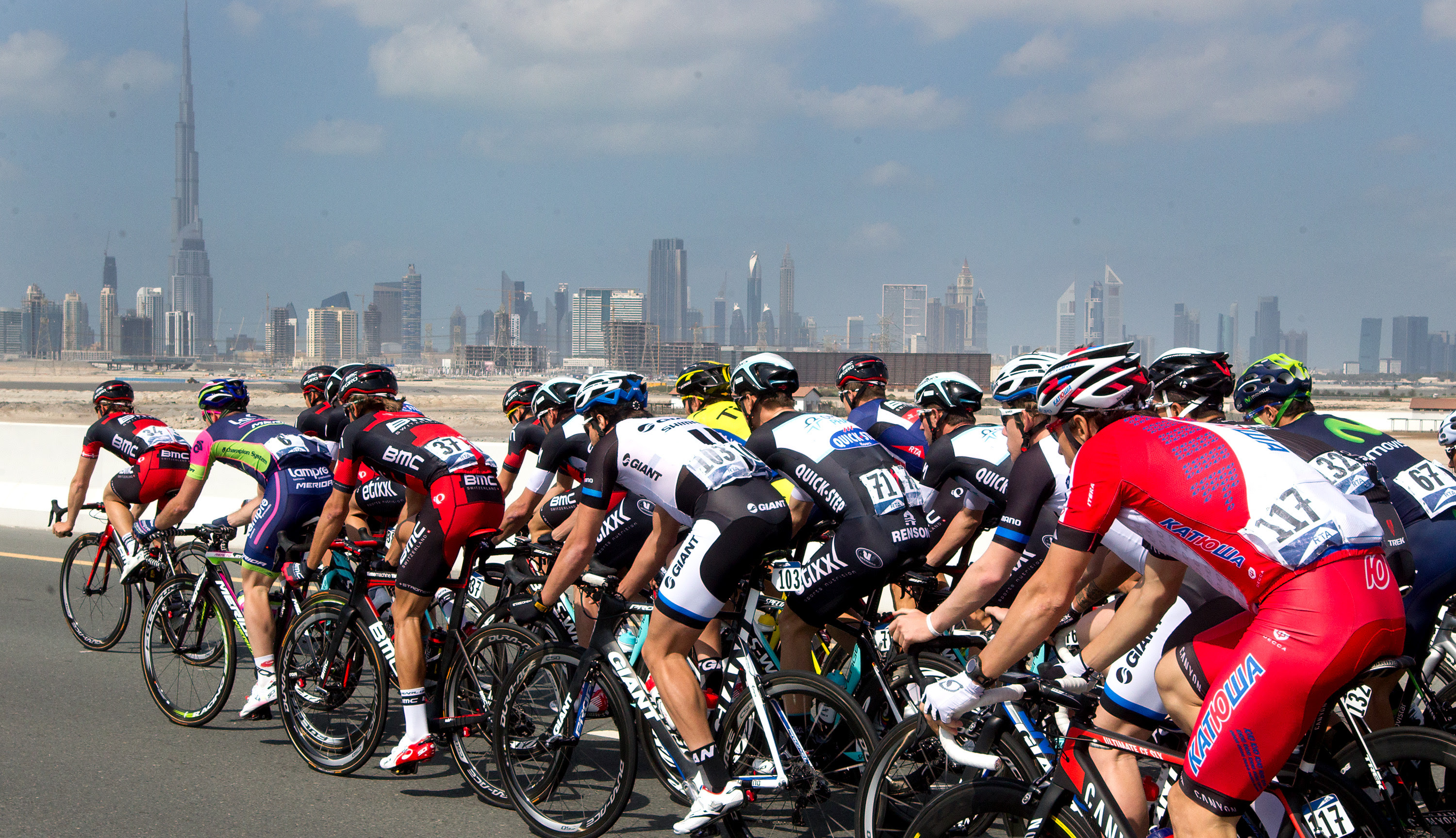 Dubai Tour  Road Closures