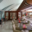 Emirates Business Class Lounge DXB