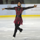 FBMA Trophy for Figure Skating 2017 - Sports Event in Abu Dhabi