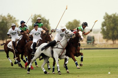 H.H. President of the UAE Polo Cup