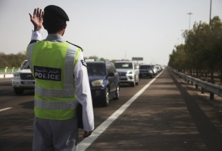 Abu Dhabi Traffic Police