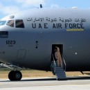 Boeing C-17 UAE Air Force