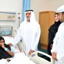 First Kidney Donation Transplant UAE