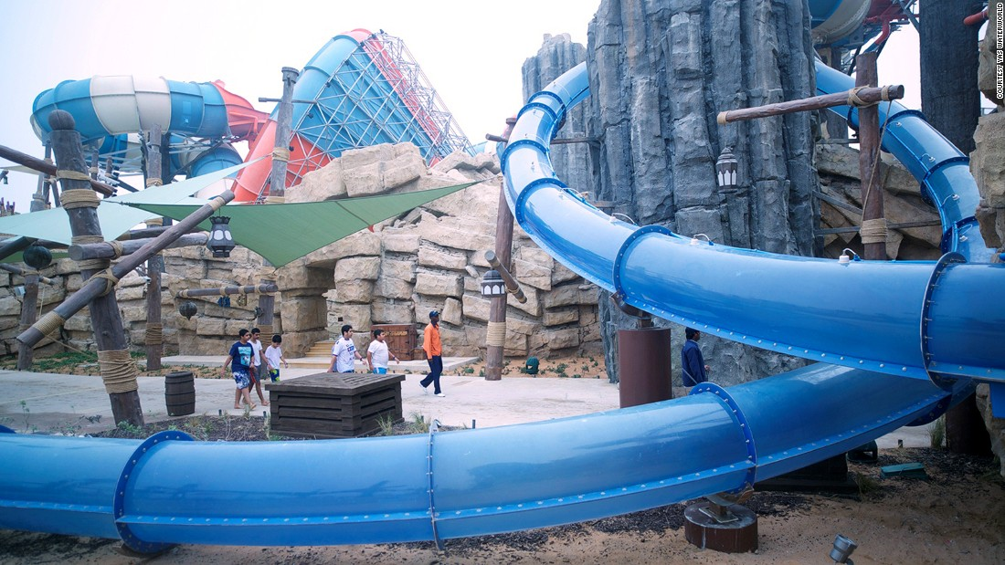 Liwa Loop Yas Waterworld