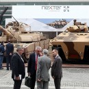 Military Vehicles at IDEX 2017