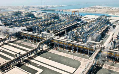 Water Desalination Plant UAE