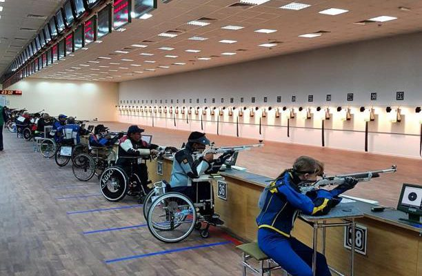 Al Ain 2017 World Shooting Para Sport World Cup - Sports Event in Abu Dhabi