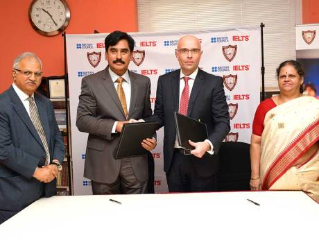 British Council and IHS Dubai Partner for IELTS