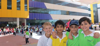 British School Kids in Abu Dhabi