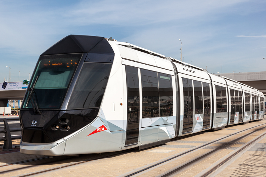 dubai tram extension plans in place - abu dhabi