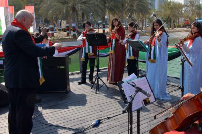 Emirati Youth Orchestra with Prague Youth Orchestra 2017 - Music Event in Abu Dhabi
