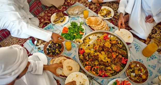 Iftar Meal