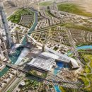 Meydan One Mall Aerial View