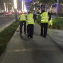 Offenders doing Community Service in UAE