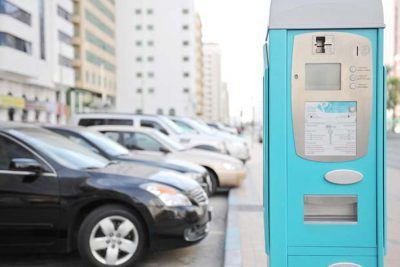 Paid Parking Abu Dhabi