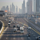 Sheikh Zayed Road Traffic Diversion