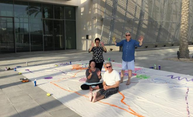 The Creative Act: Drop-In Sessions - Family Event in Abu Dhabi
