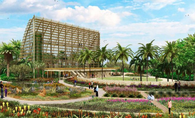 Umm Al Emarat Park Facilities and Location in Abu Dhabi