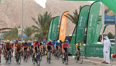Al Ain Cycle Race - Sports Event in Abu Dhabi
