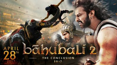 Baahubali 2: The Conclusion - Hindi Movie in Abu Dhabi