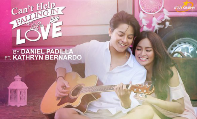 Can't Help Falling in Love 2017 - Tagalog Movie in Abu Dhabi